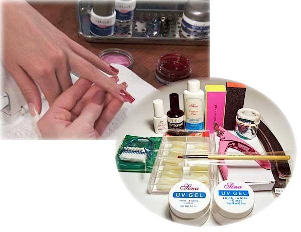 картинки что нужно для наращивания ногтей гелем список с фото ветчины классическая